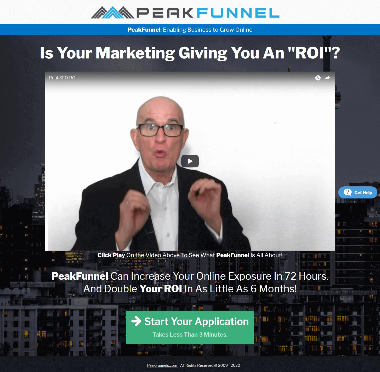 PeakFunnel.com